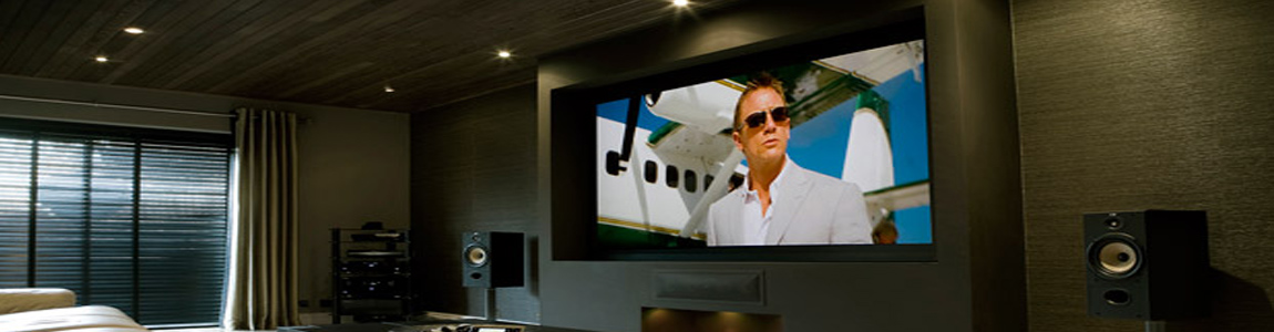 Enjoy Real Home Theater